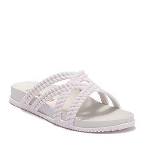 NIB Melissa Cosmic Salinas Slide Sandal